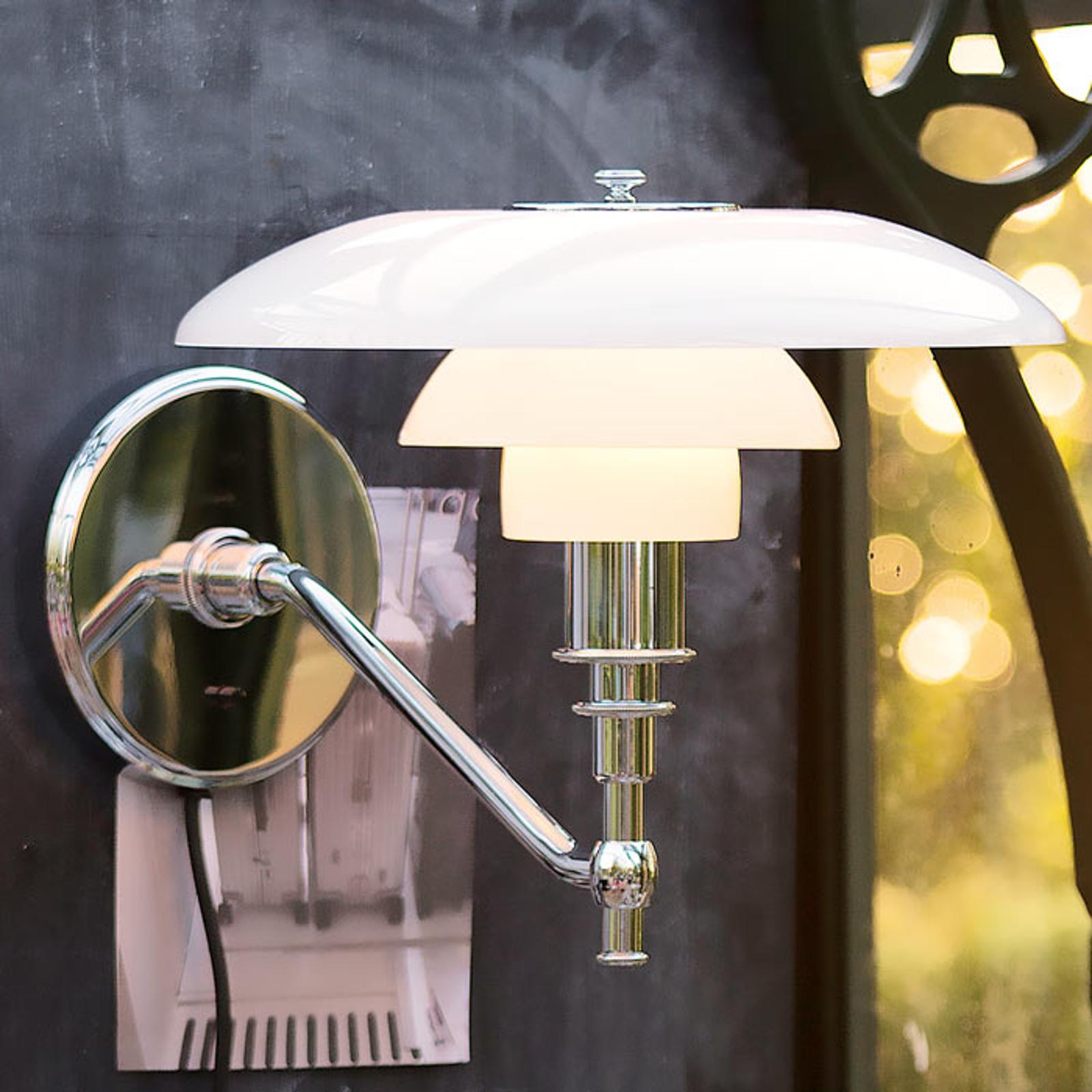 Louis Poulsen PH 3/2 - designer væglampe
