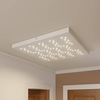 Lindby Mahina LED plafondlamp, 75 x 75 cm