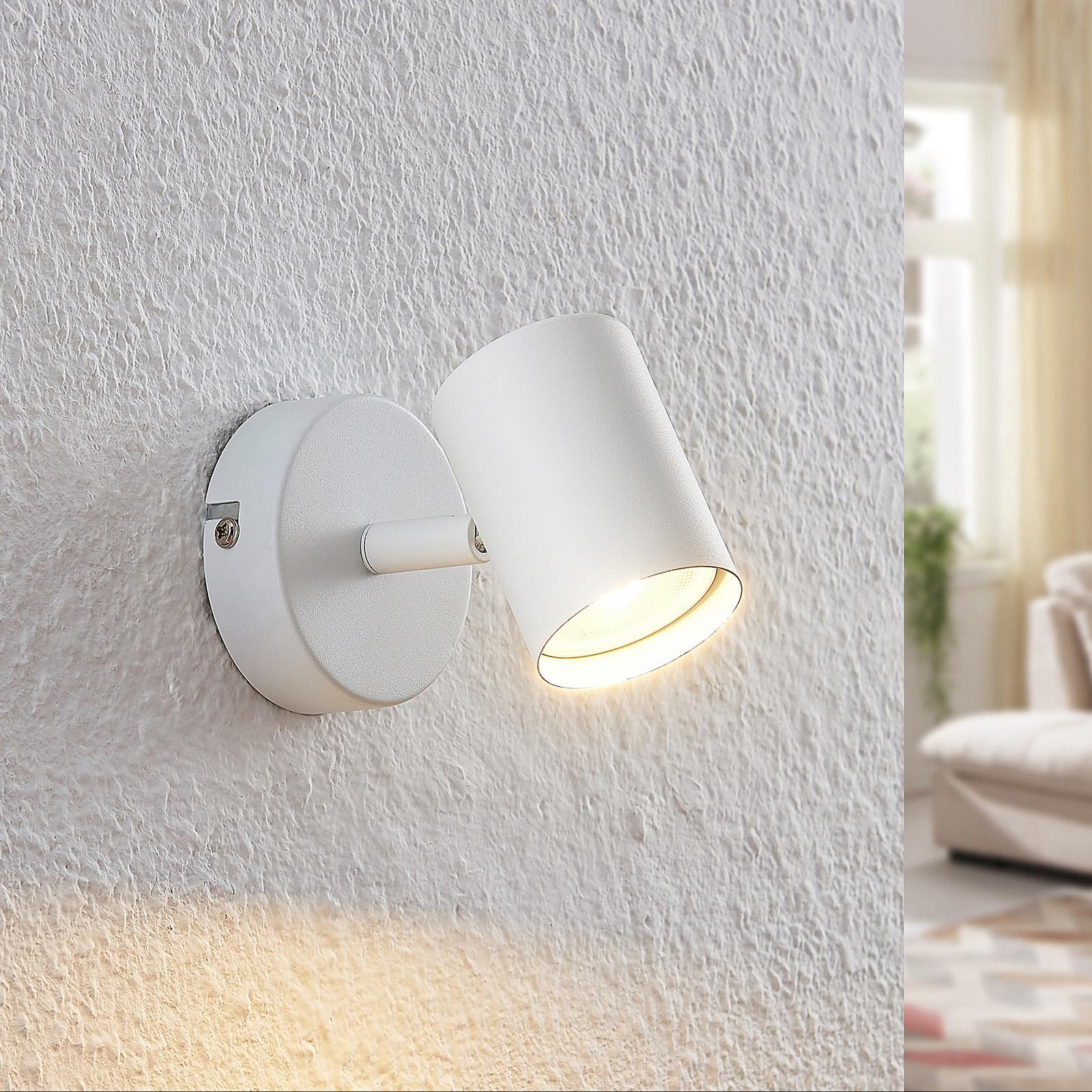ELC Tomoki LED-Spot, weiß, 1-flammig