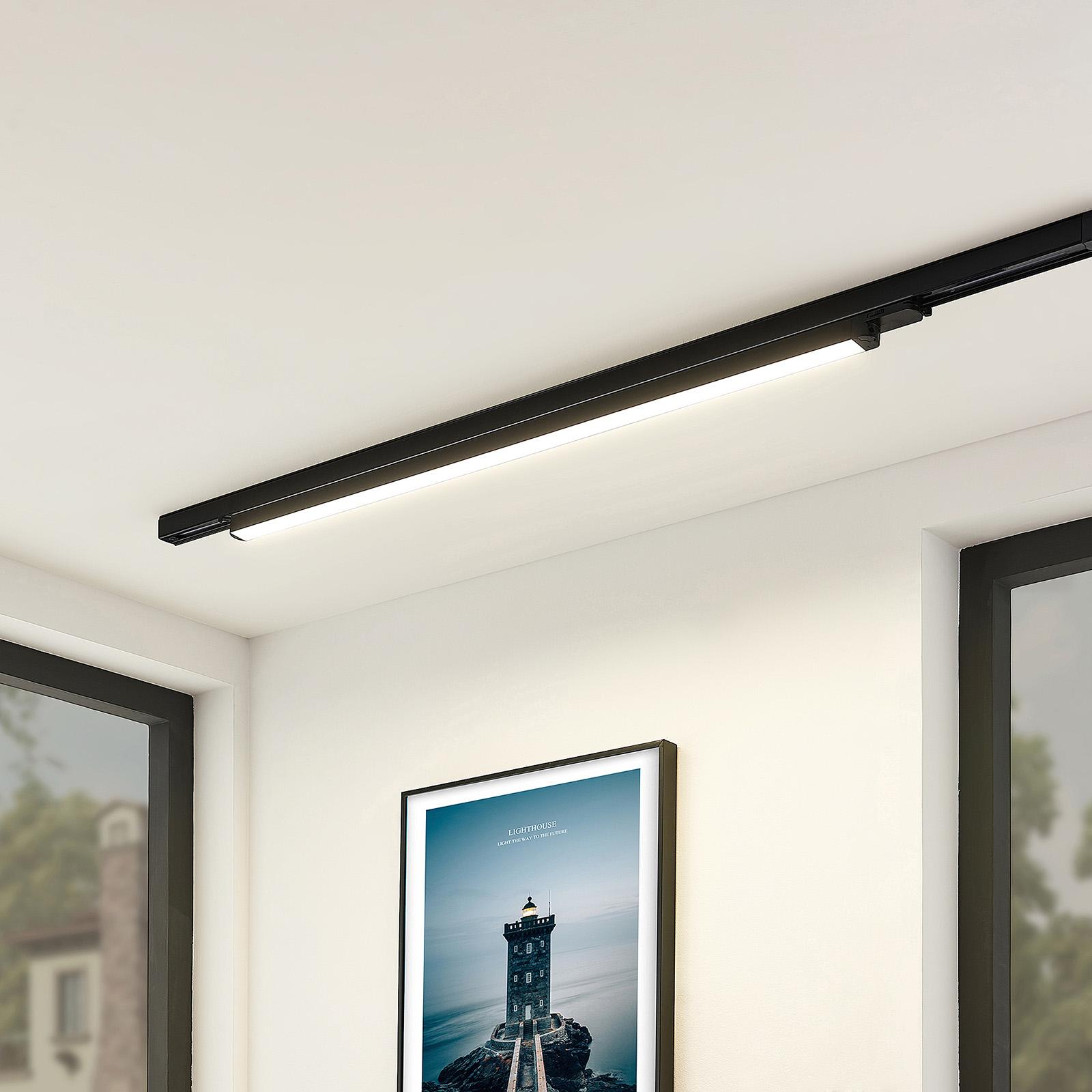Arcchio Harlow LED-Leuchte schwarz 109cm 4000K