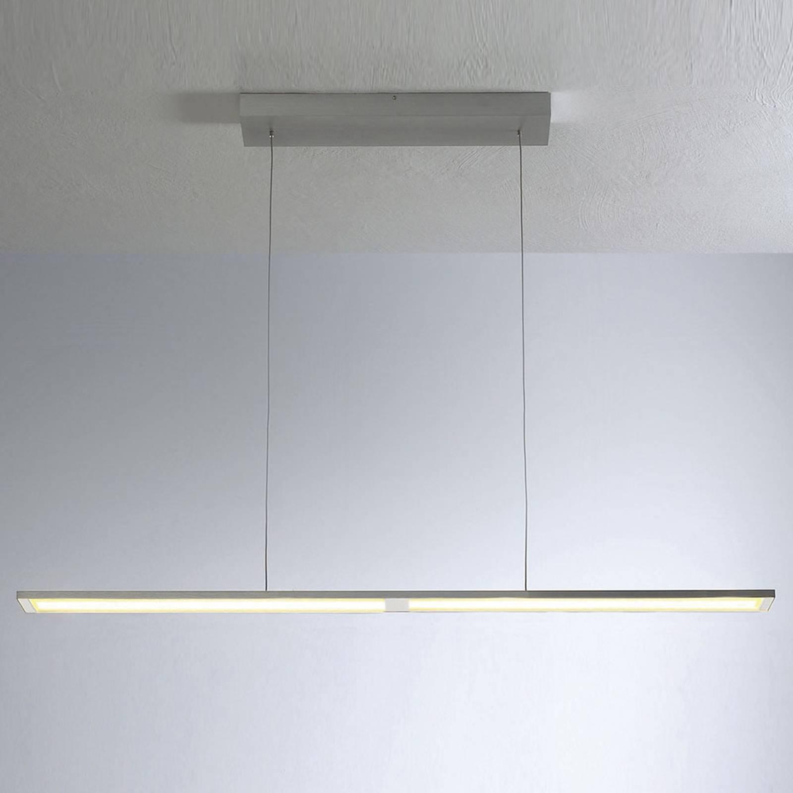 Bopp Fly suspension LED 115cm réglable aluminium