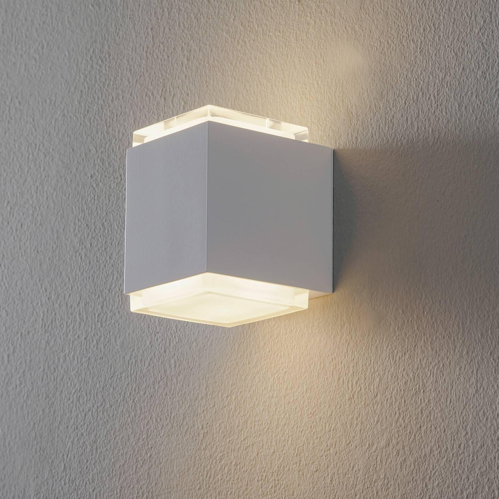 BEGA 50063 LED wandlamp 3.000K 9 cm wit
