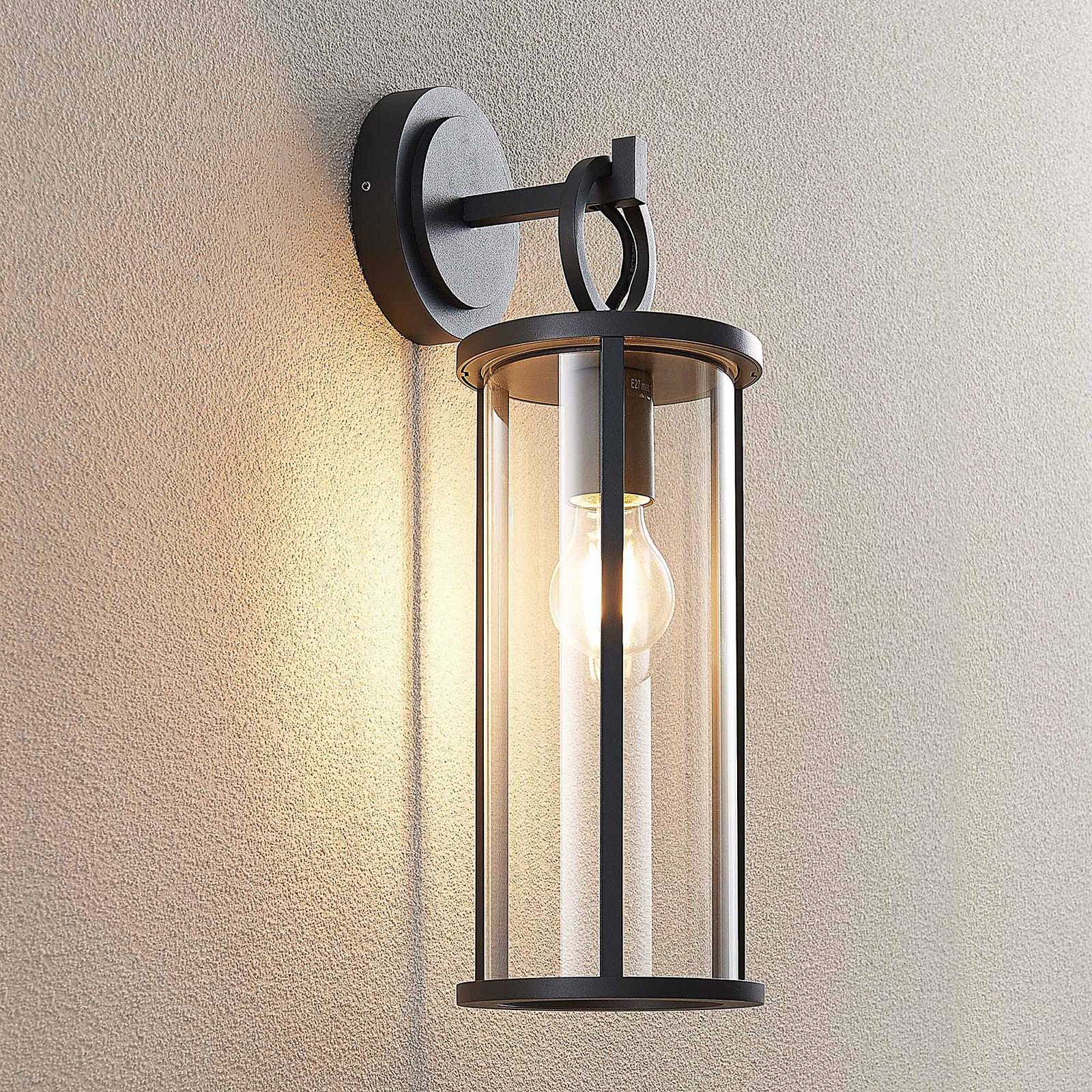 Lucande Emmeline kinkiet zewnętrzny latarnia