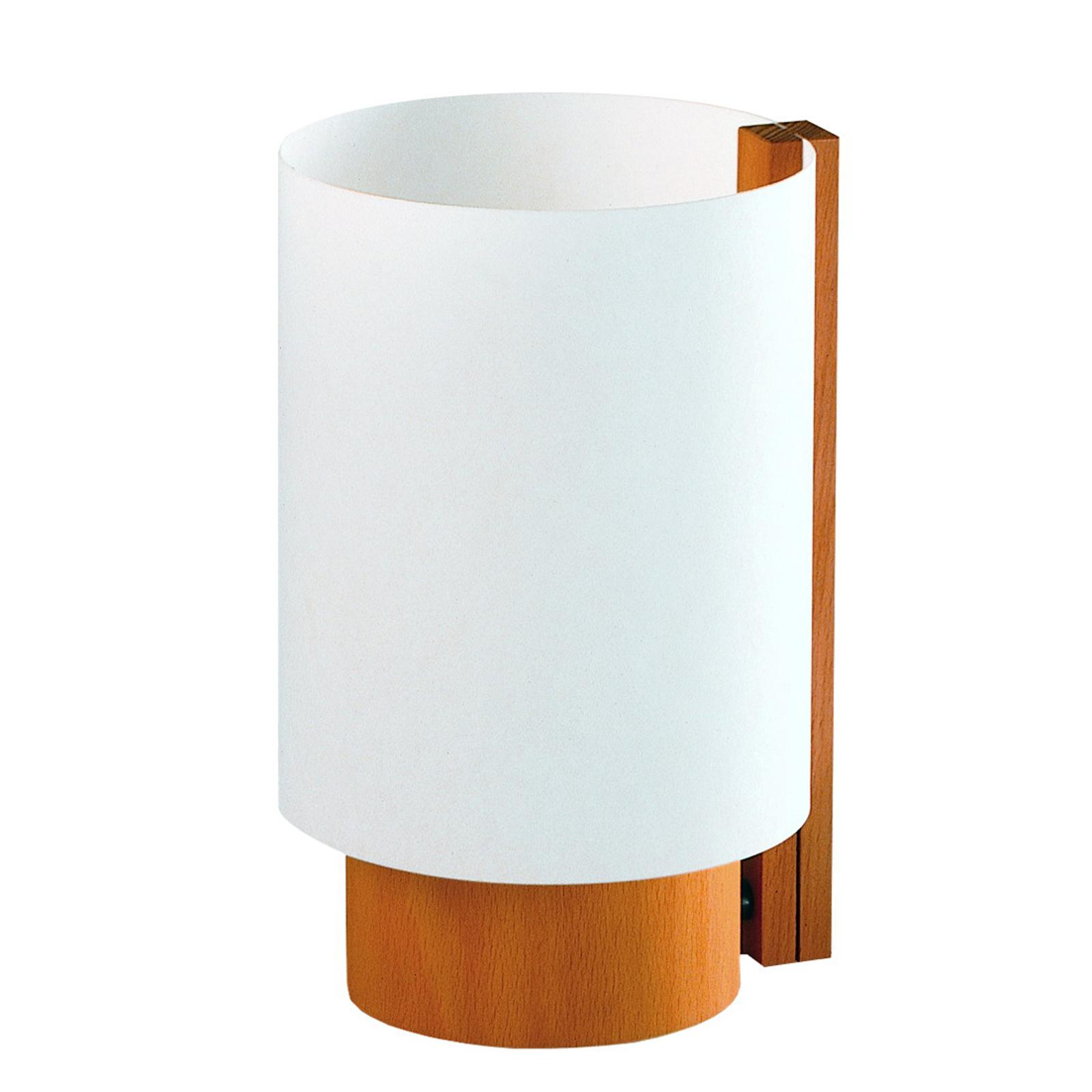 Ponadczasowa lampa stołowa Bobby