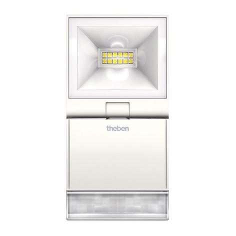 Theben theLeda S10 spot 1-lamp sensor, 4.000K
