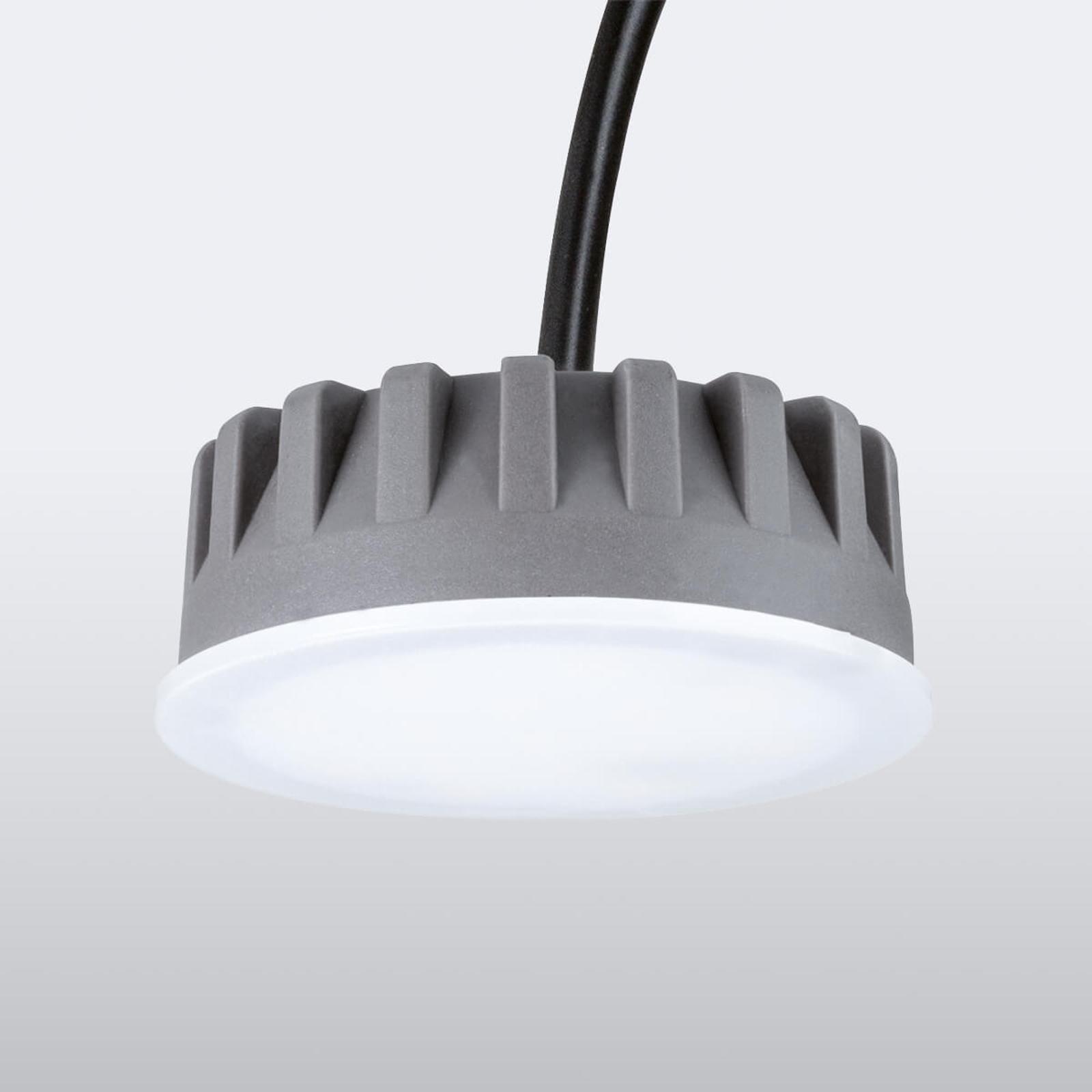 Paulmann Coin Slim LED-Modul dimmbar, warmweiß