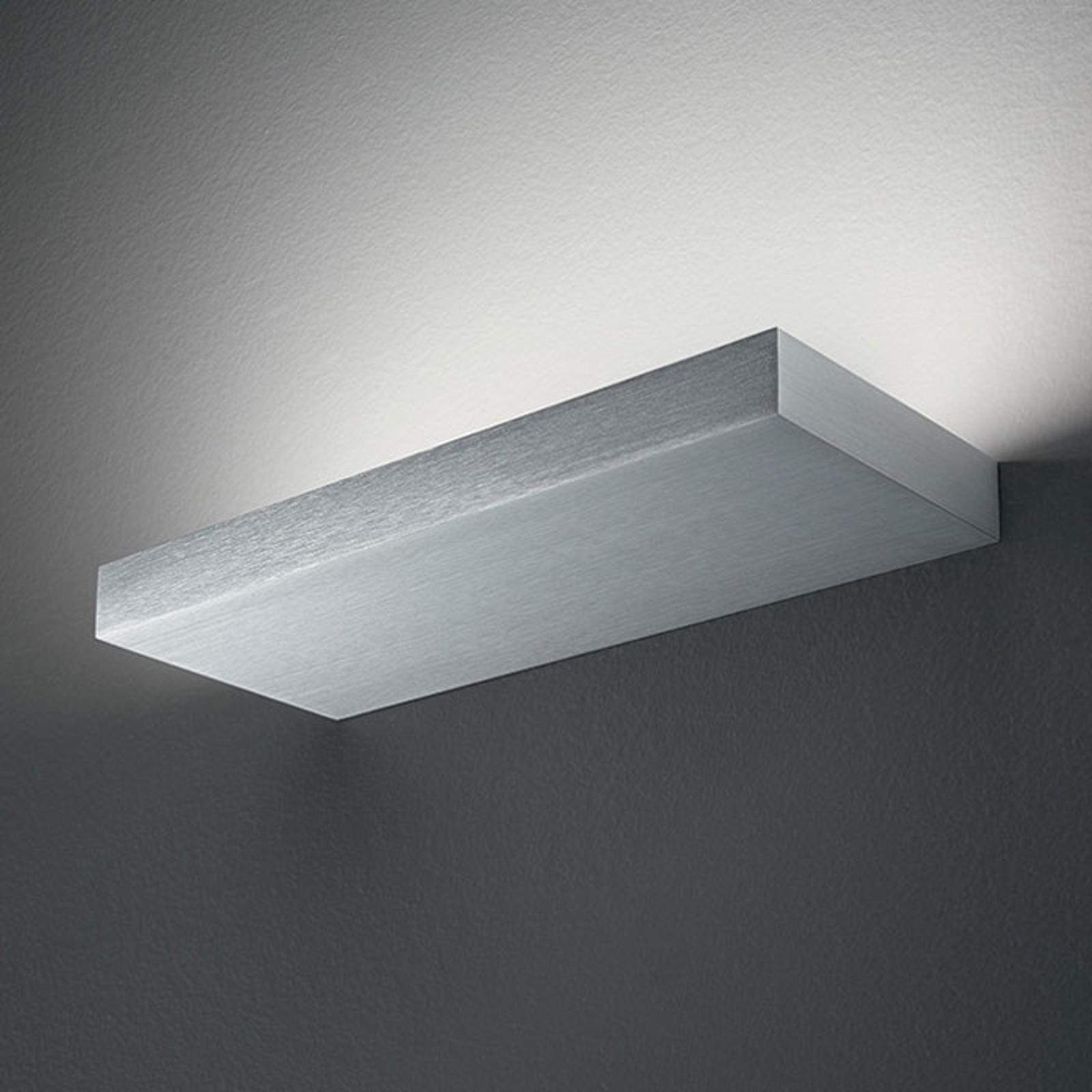 LED-Wandleuchte Regolo, Länge 32,3 cm, Aluminium
