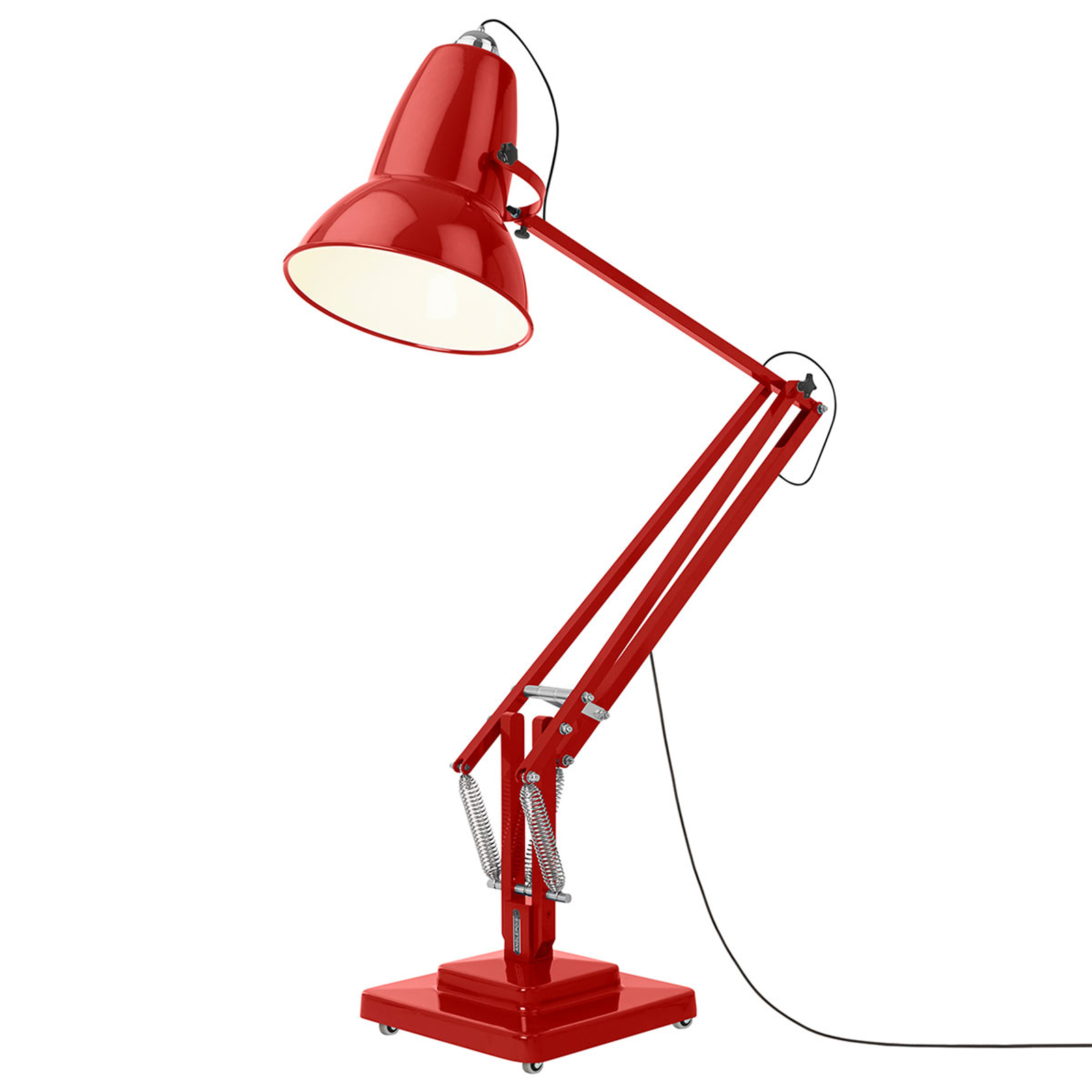 Anglepoise Original 1227 Giant Stehleuchte rot