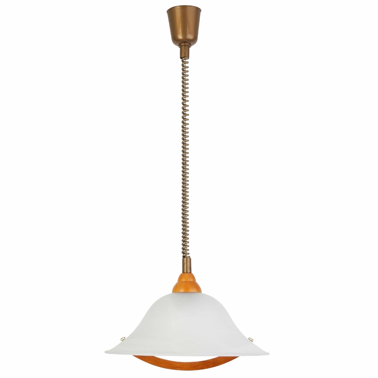Stilosa lampada a sospensione Torbole