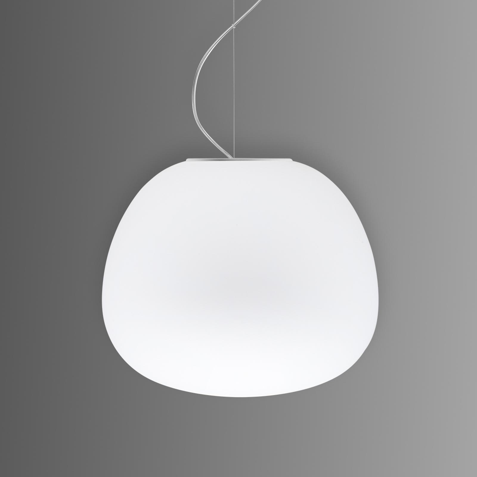 Fabbian Mochi – závesná lampa 45 cm_3503145_1
