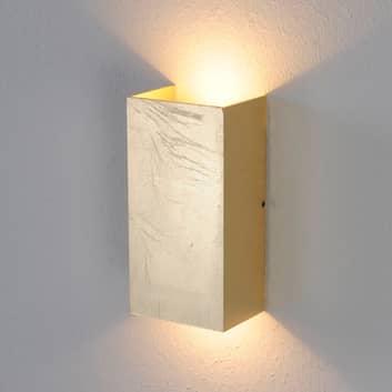 Lampada da parete a LED Mira, color oro antico