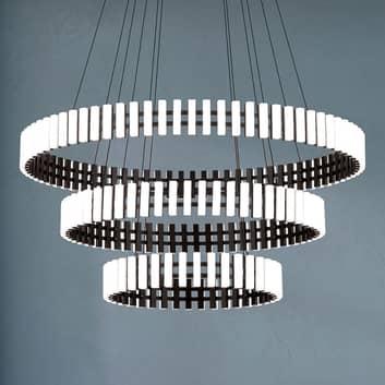 LED hanglamp Mansion, dimbaar