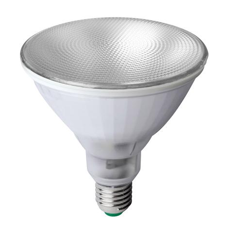 E27 8,5W LED vekstlyspære PAR38 35°