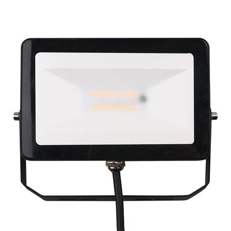 Venkovní LED reflektor David RGB + 3.000K ovládání