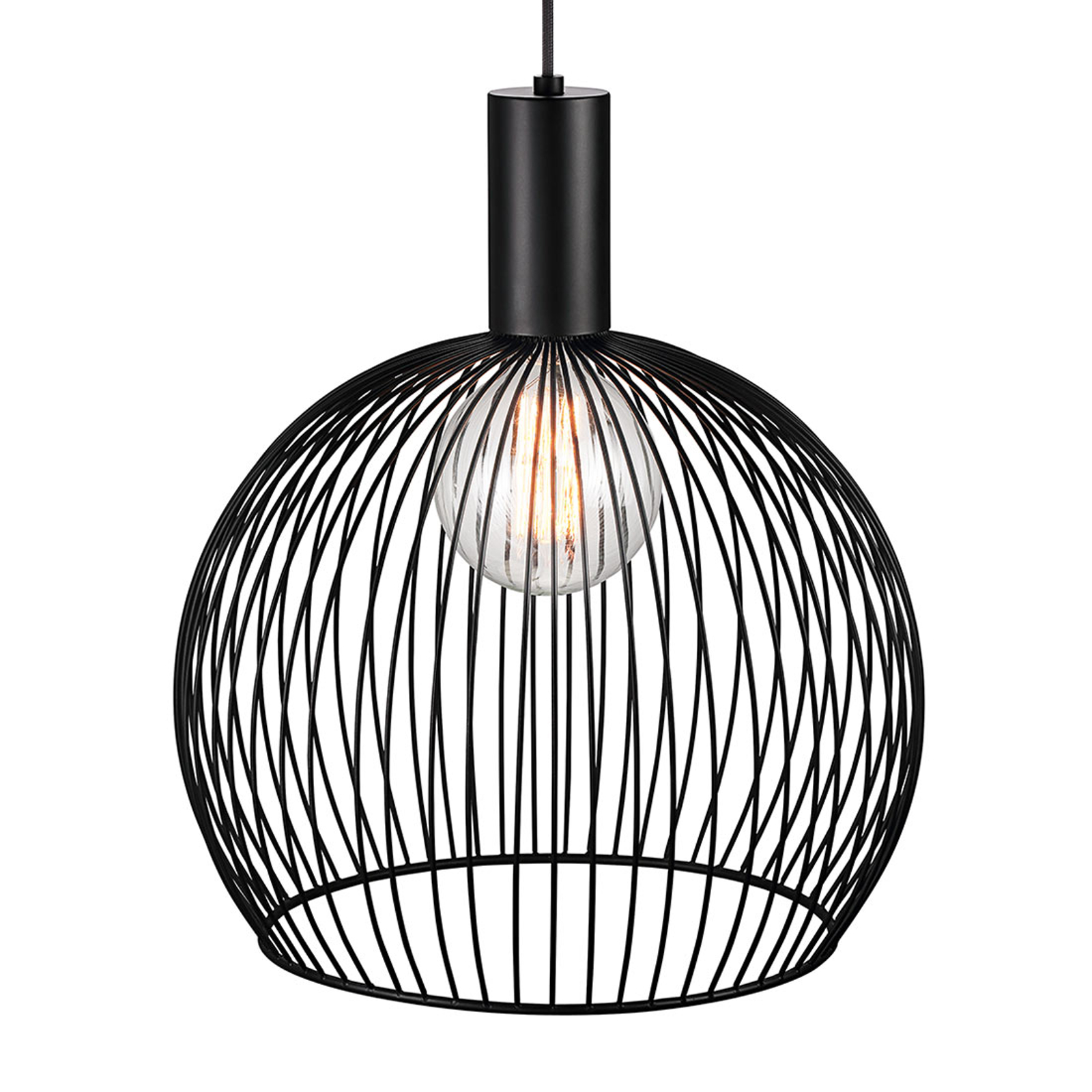 Lampa wisząca Aver, 40 cm