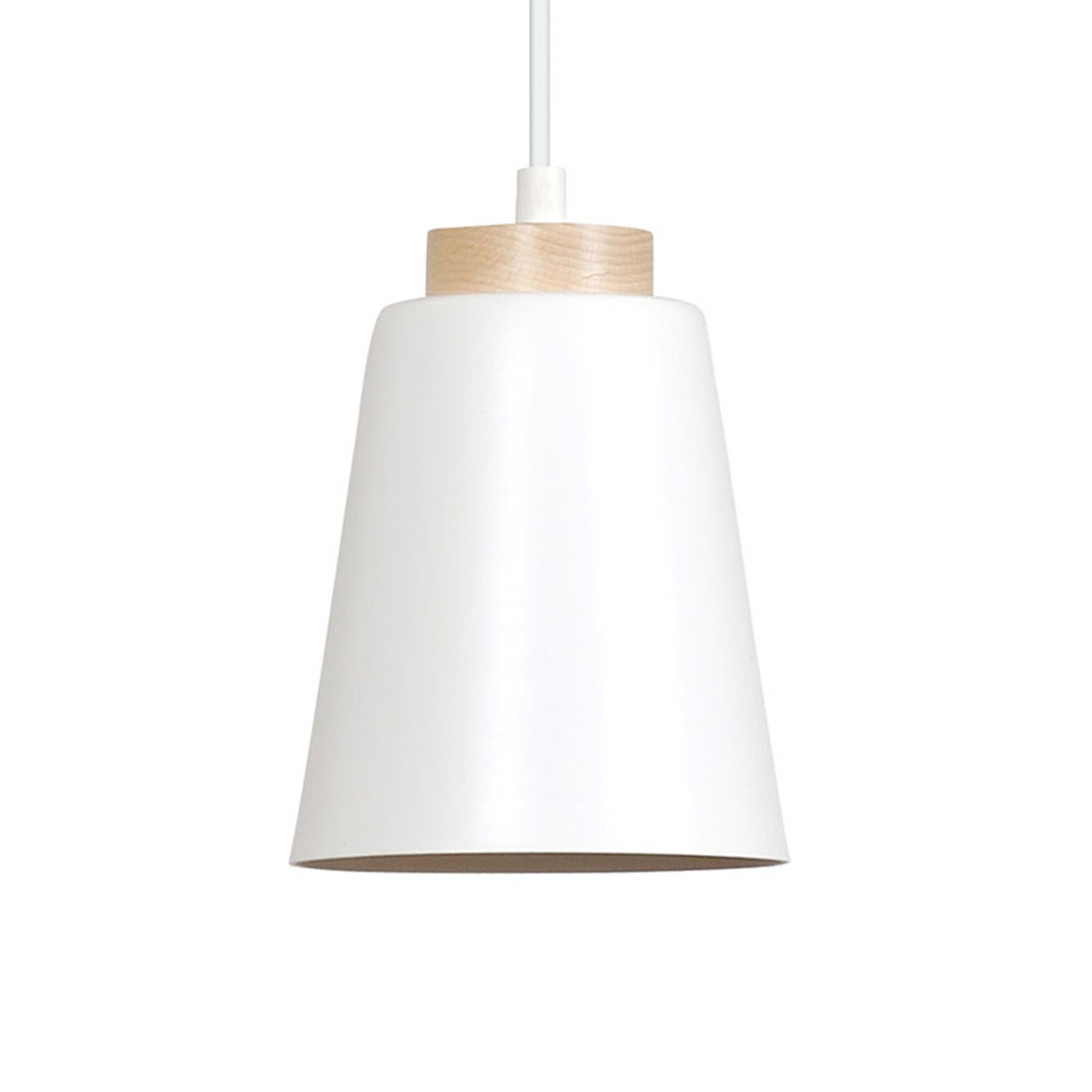 Bolero 1 hængelampe, 1 lyskilde, hvid