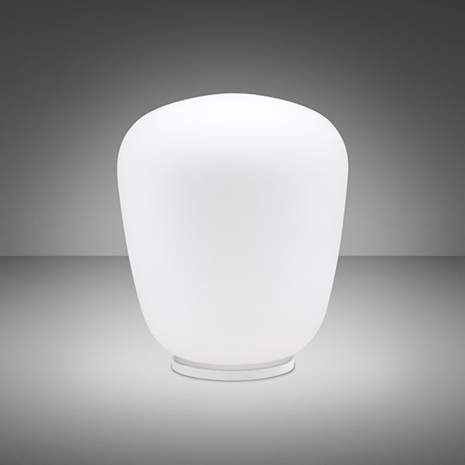 Fabbian Lumi Baka bordlampe, Ø 33 cm