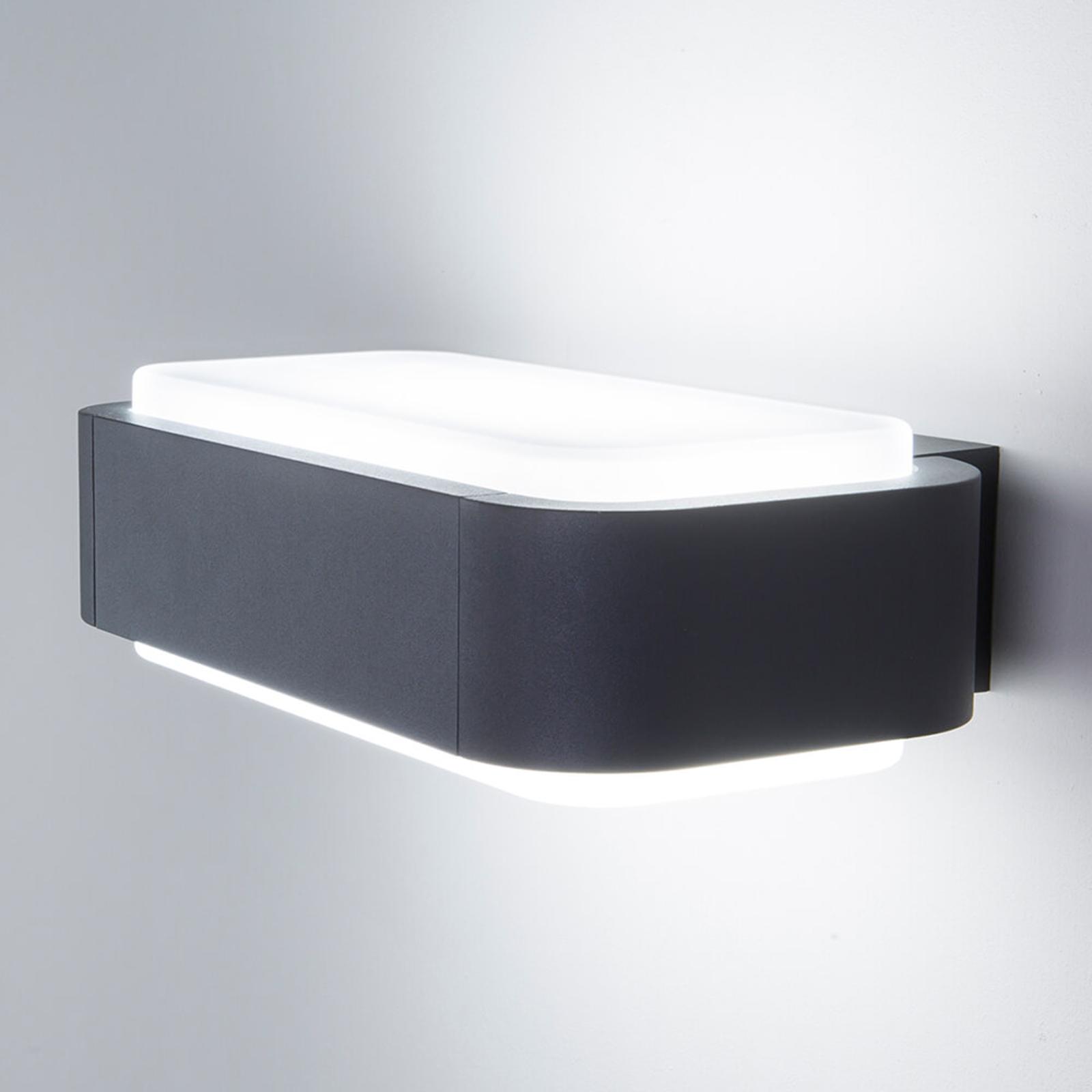 IP65 - modische LED-Außenwandleuchte Sticker
