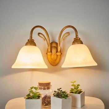 2-punktowa lampa ścienna Antonio