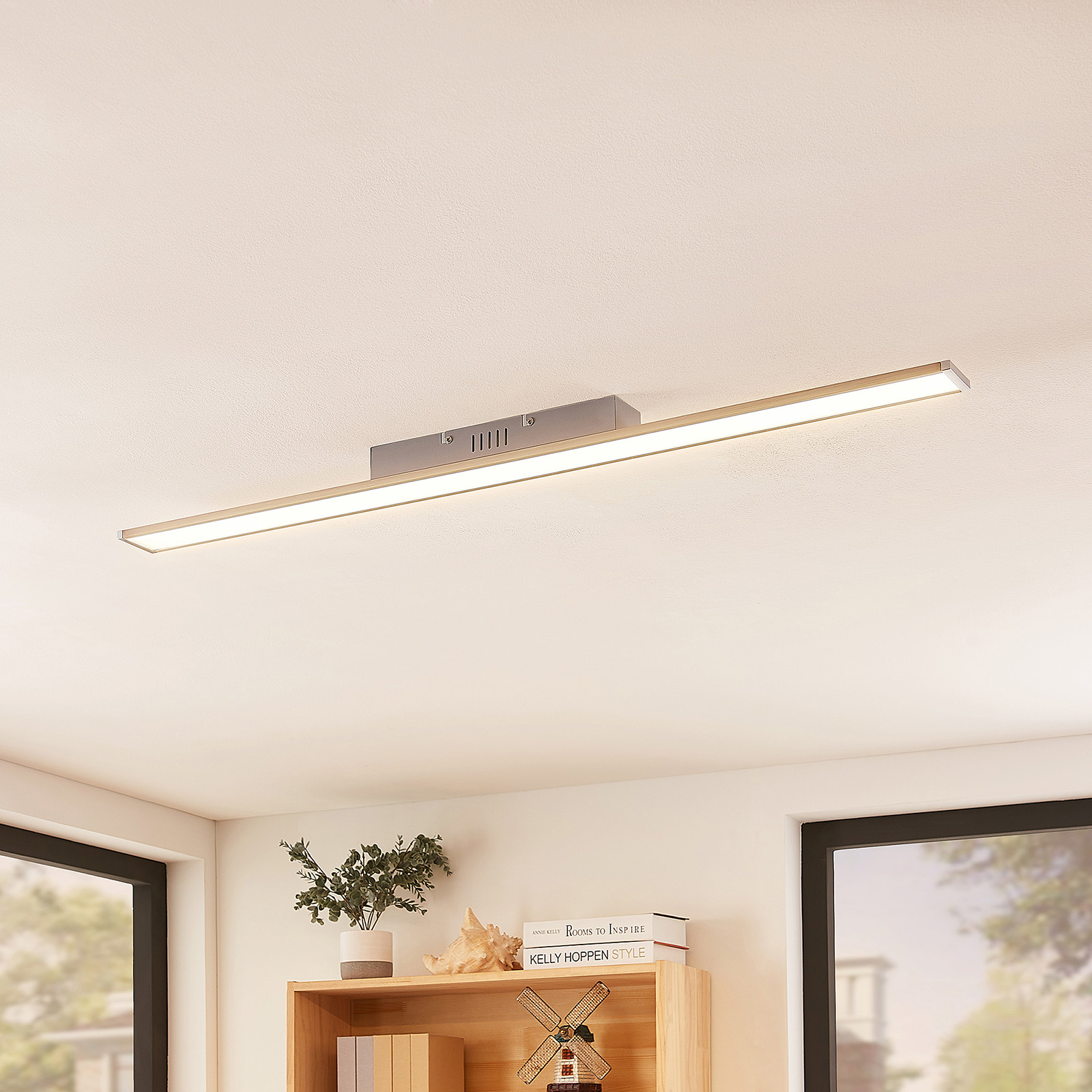 Lindby Smart Ibbe pannello LED