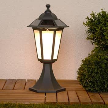 Luminaire pour socle LED Kristin, solaire