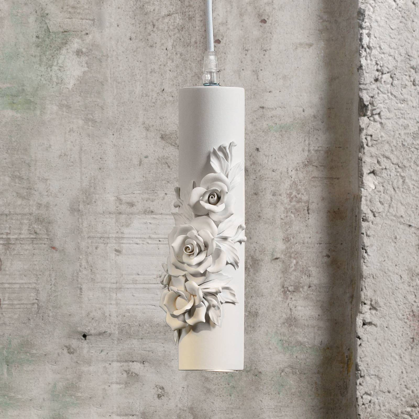 Karman Capodimonte - hanglamp van keramiek