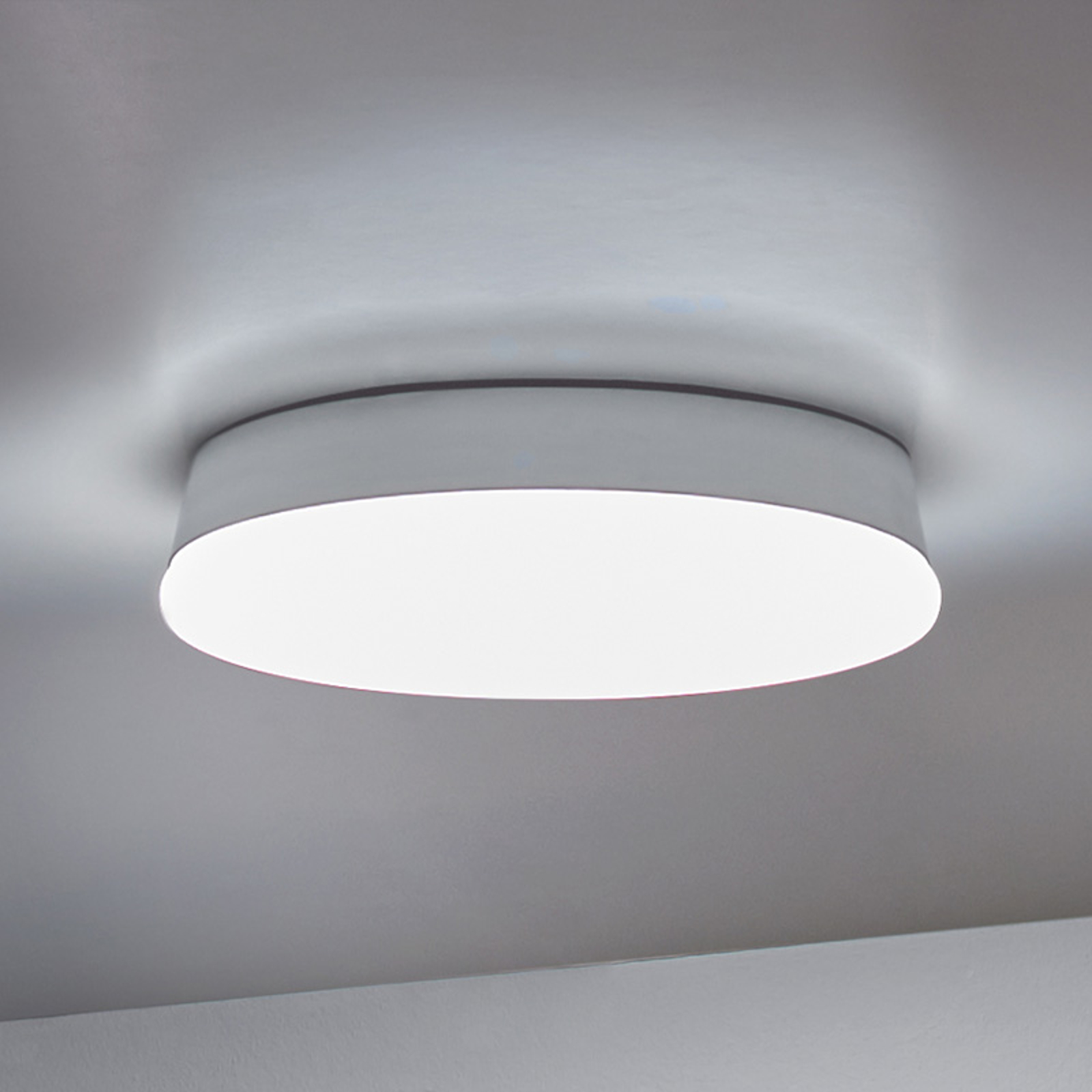 LEDS-C4 Circle LED-loftlampe i glas