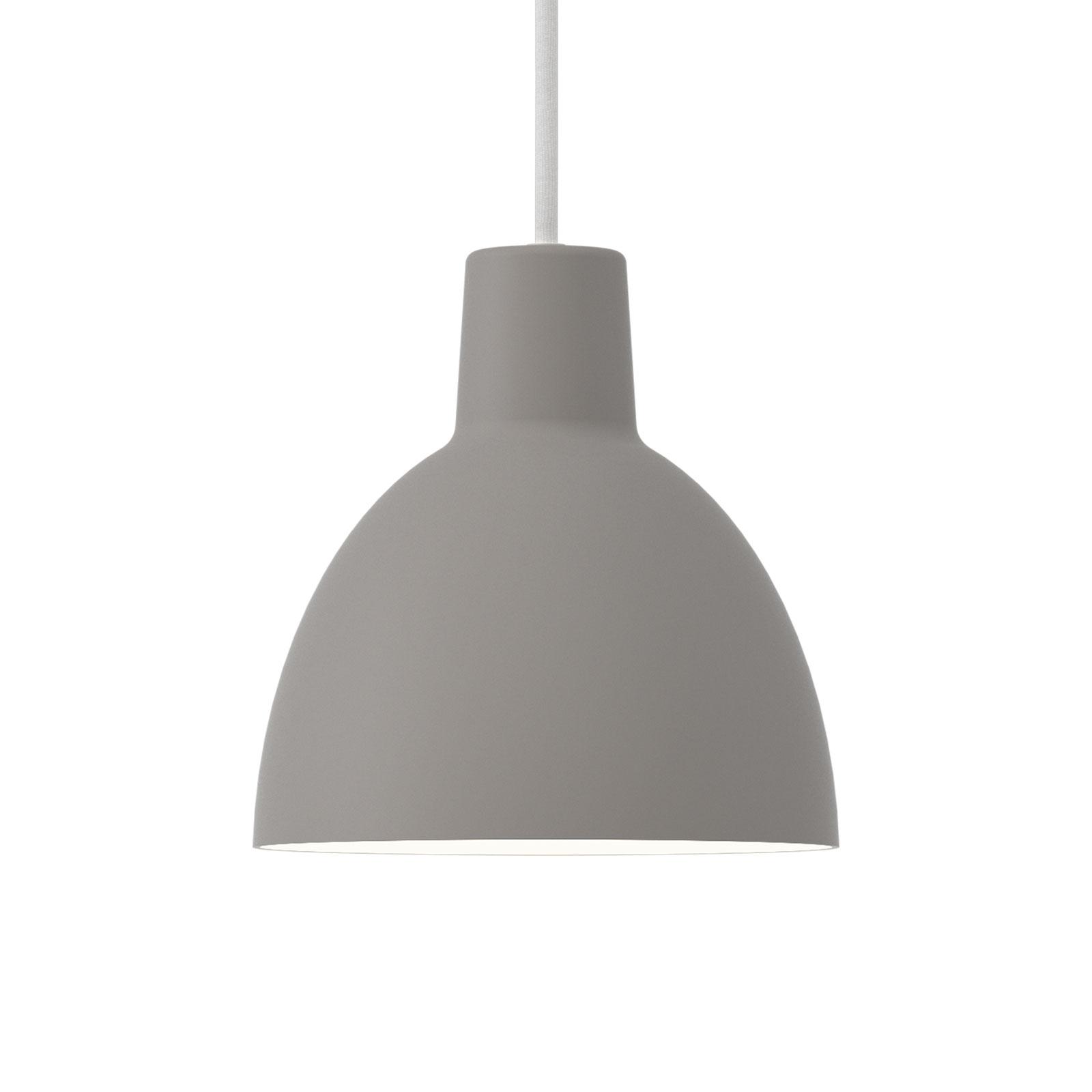 Louis Poulsen hanglamp Toldbod 170, lichtgrijs