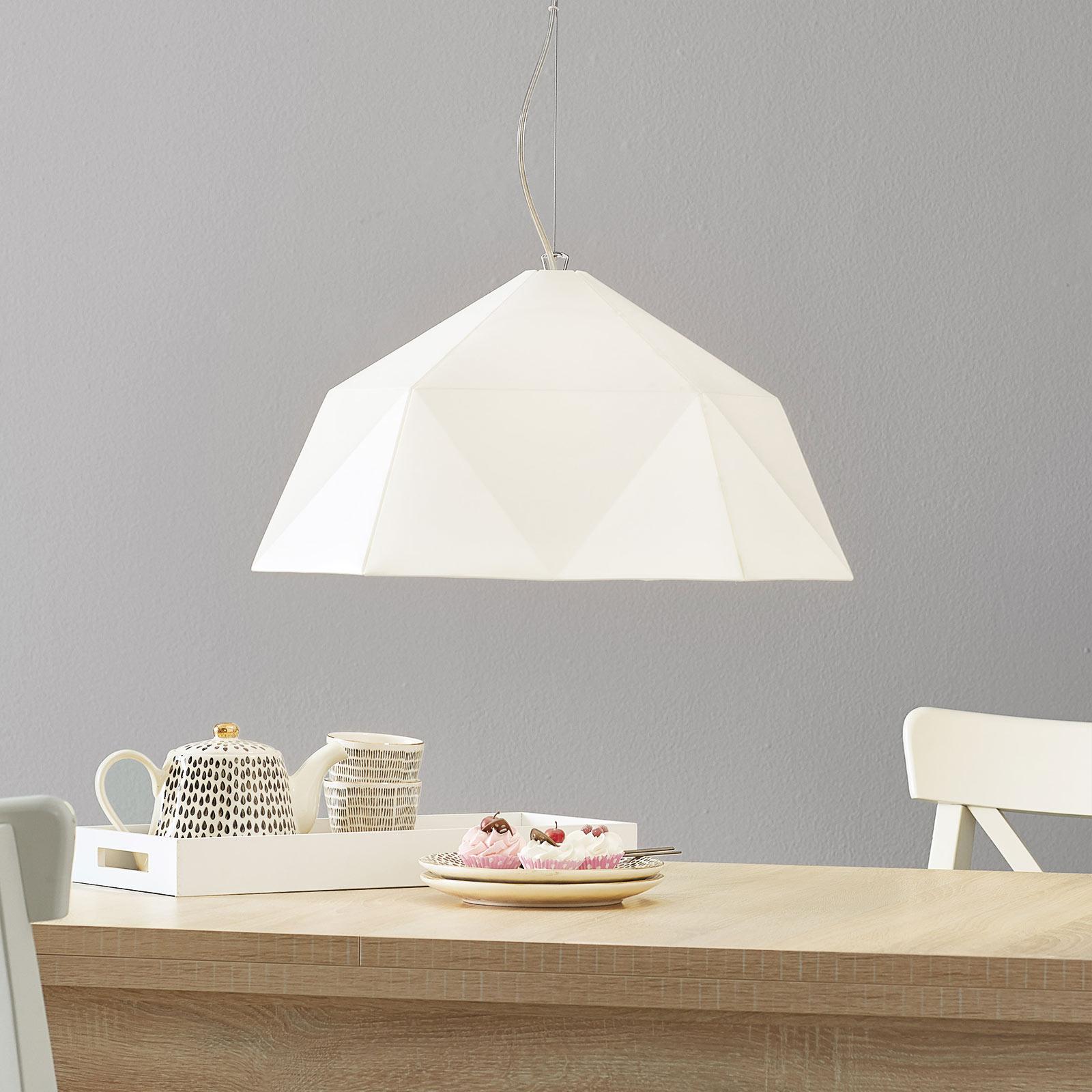 Lampa wisząca Circus, biała