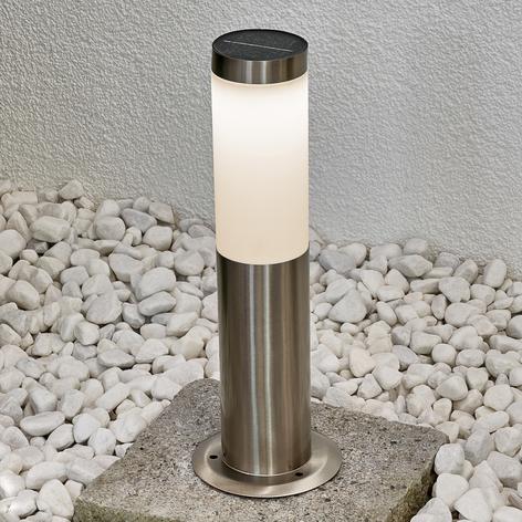 Lámpara de zócalo LED solar Jolla