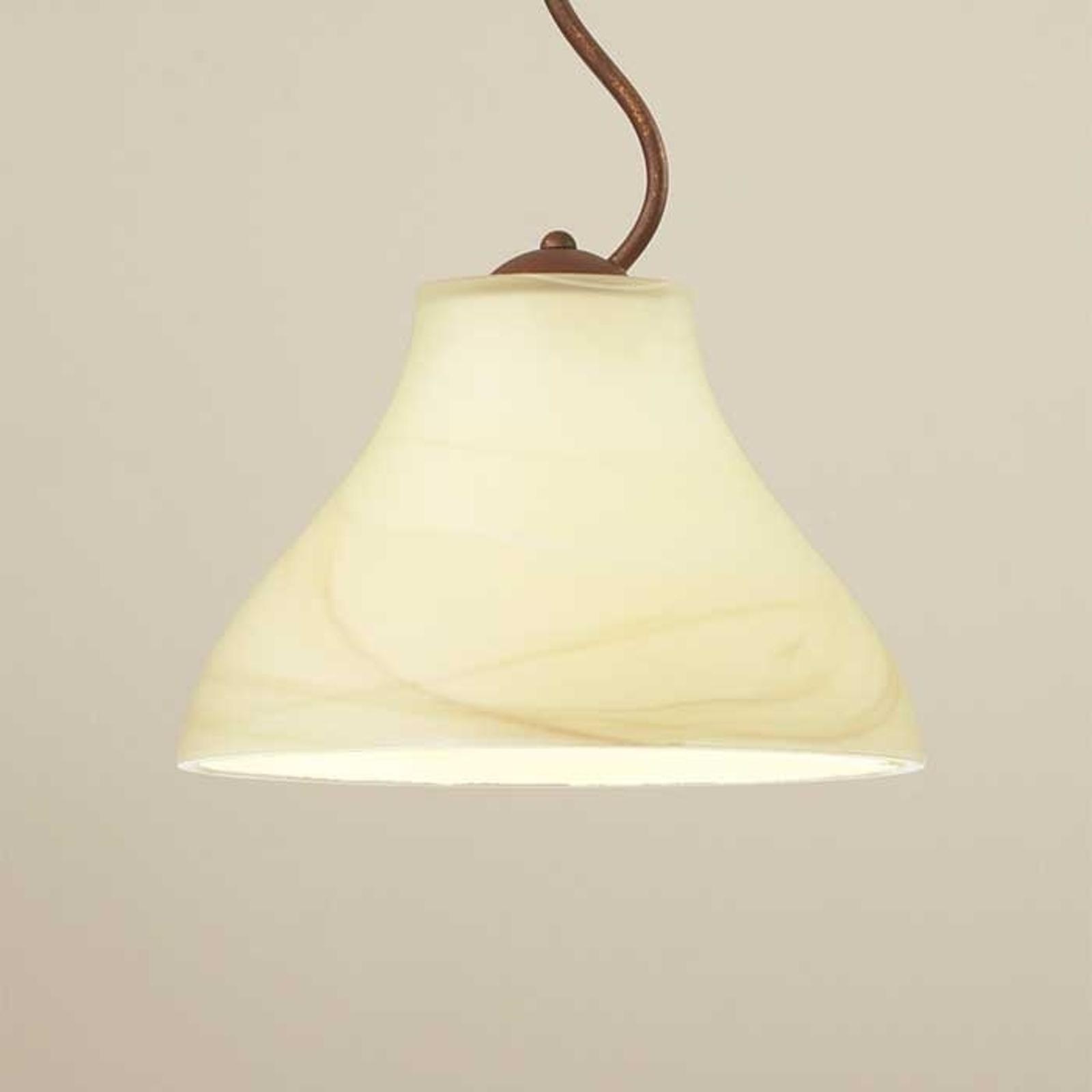 Urocza lampa wisząca Mattia