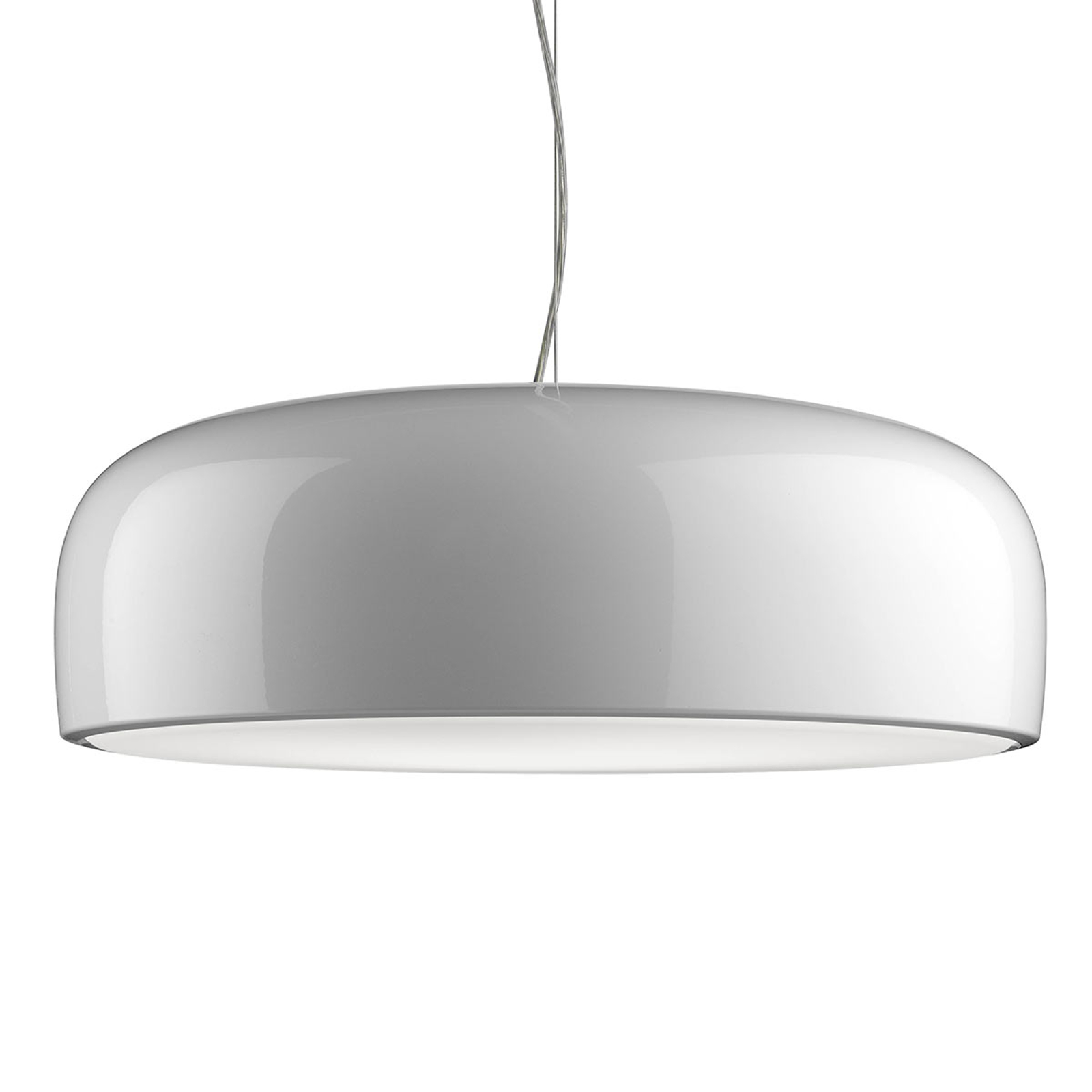 FLOS Smithfield sospensione LED bianco
