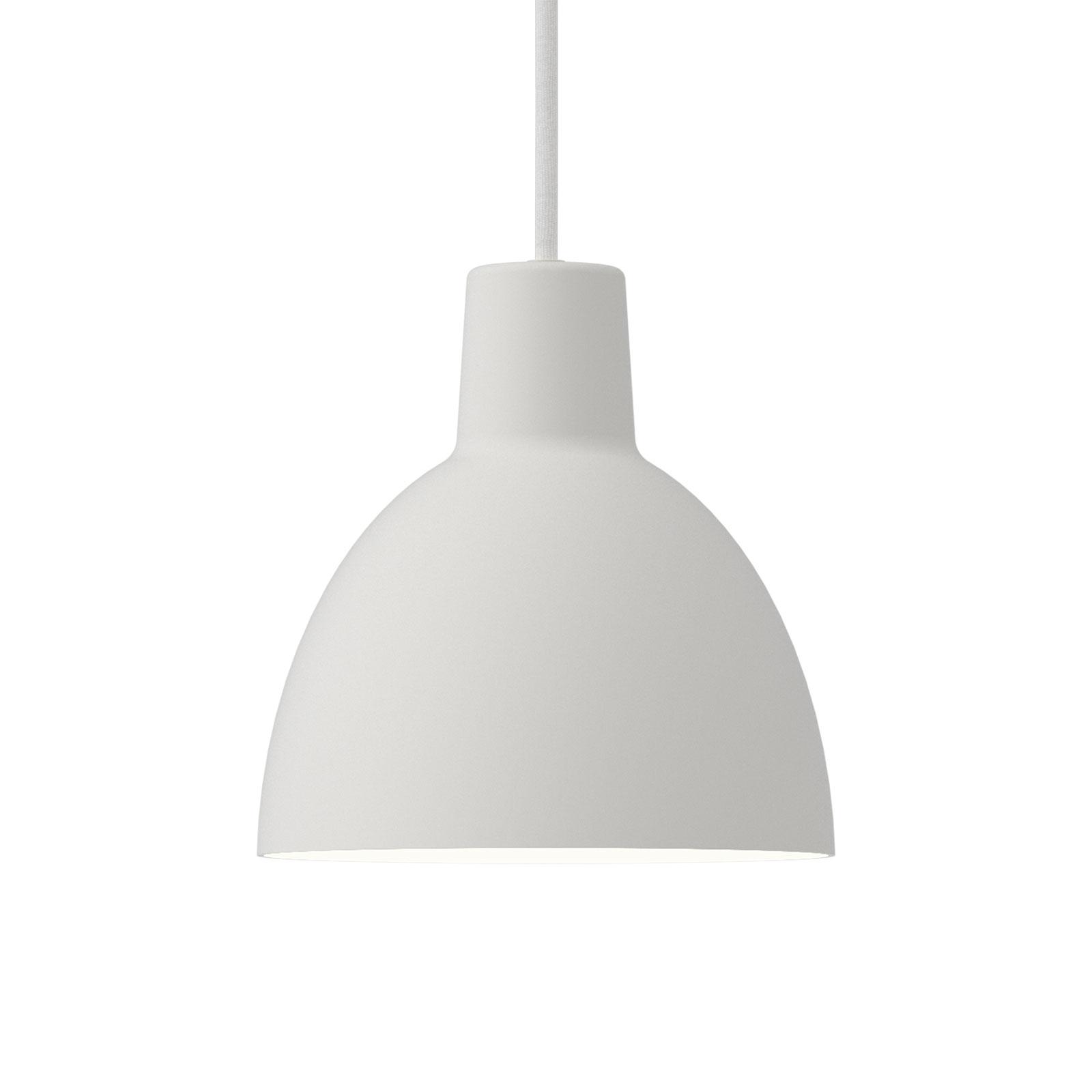 Louis Poulsen Toldbod 170 pendellampe, hvit