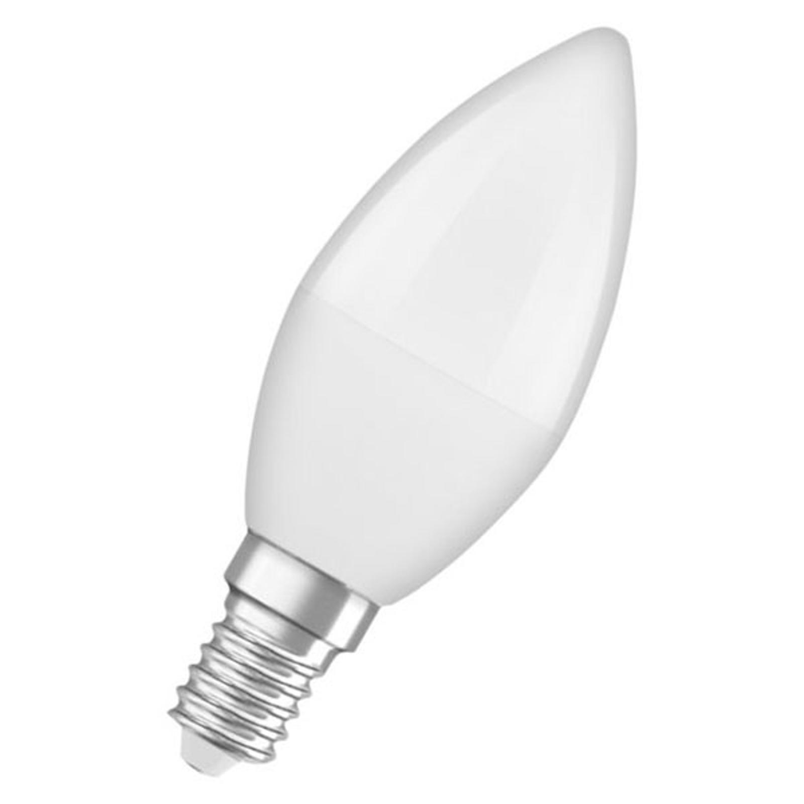 OSRAM Classic B LED-Lampe E14 3,3W 2.700K matt
