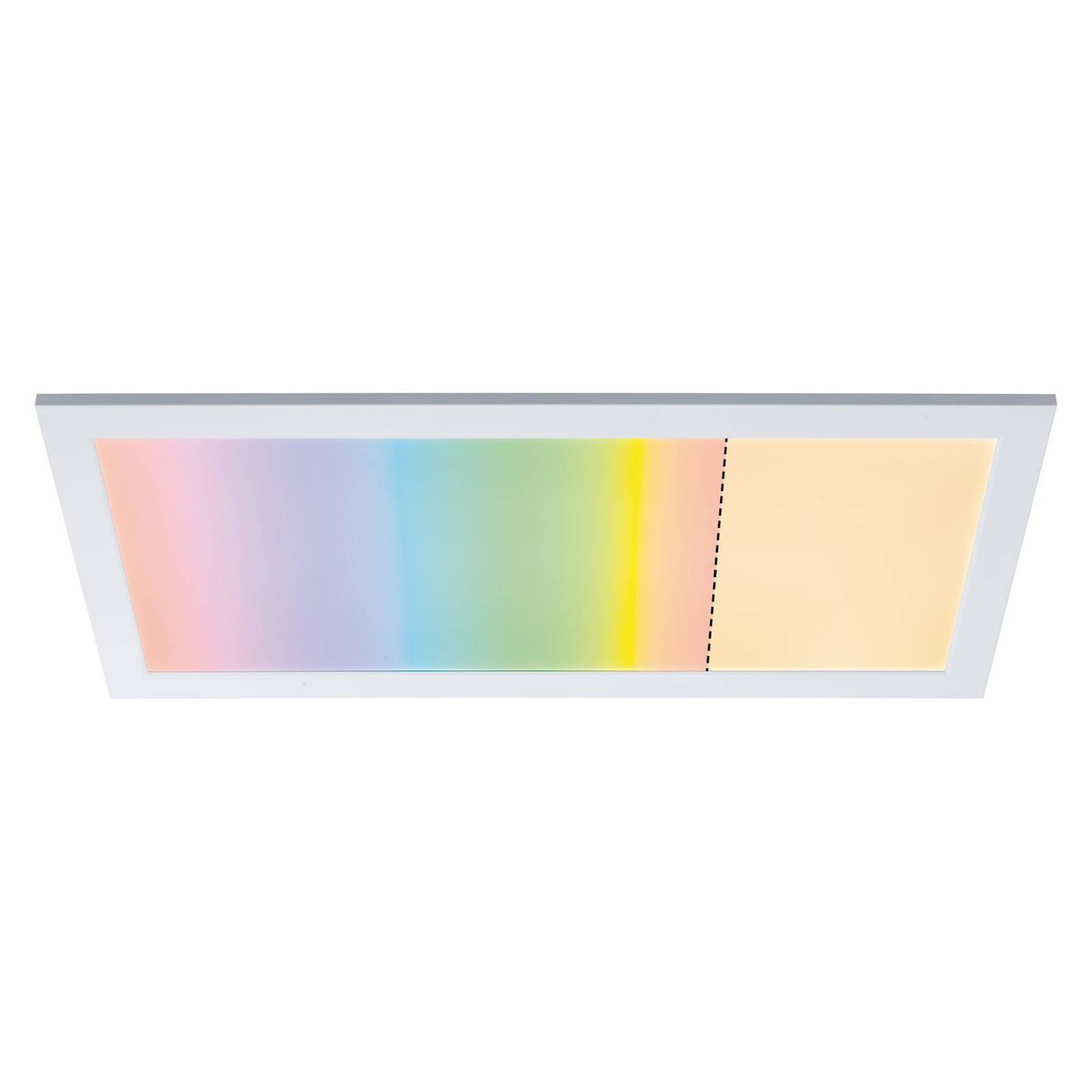 Paulmann Amaris LED-Panel, ZigBee, 60x30cm, RGBW