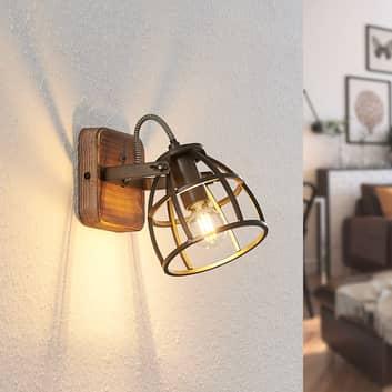Lindby Rutger foco de techo, 1 luz