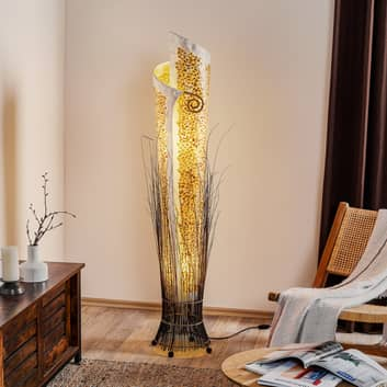 Lampadaire exotique Yuni 150 cm