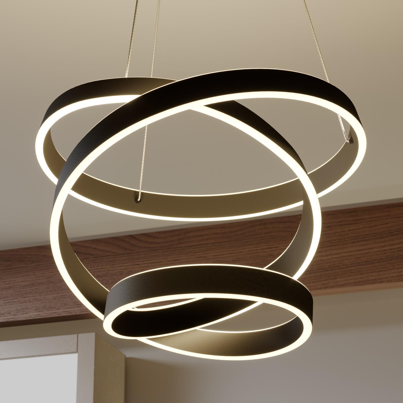Lindby Olada LED závěsné světlo