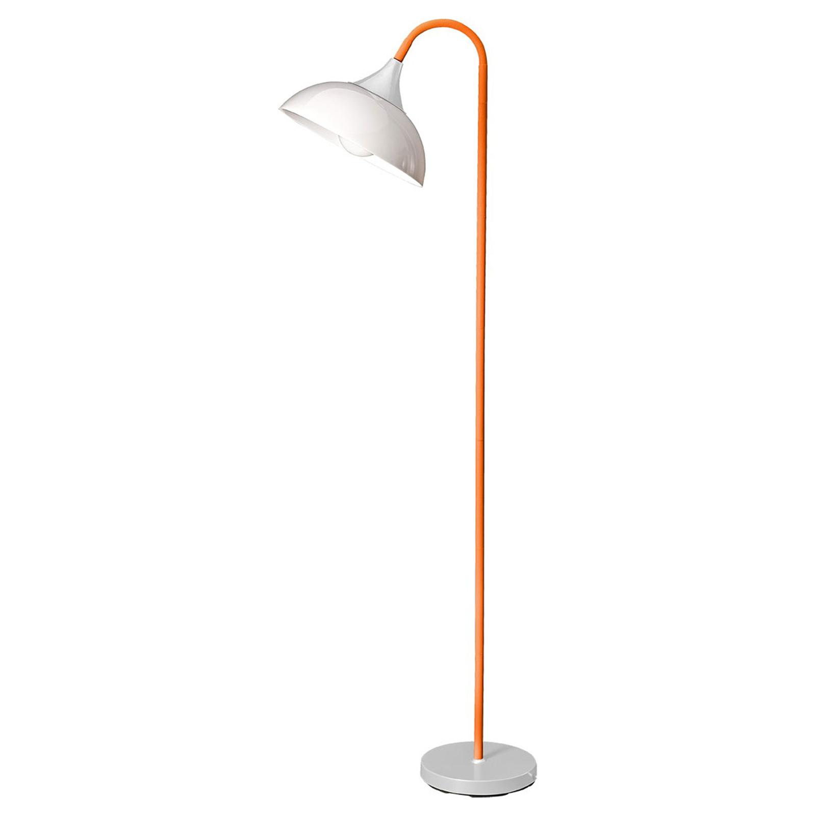 Vloerlamp 6260 frame oranje