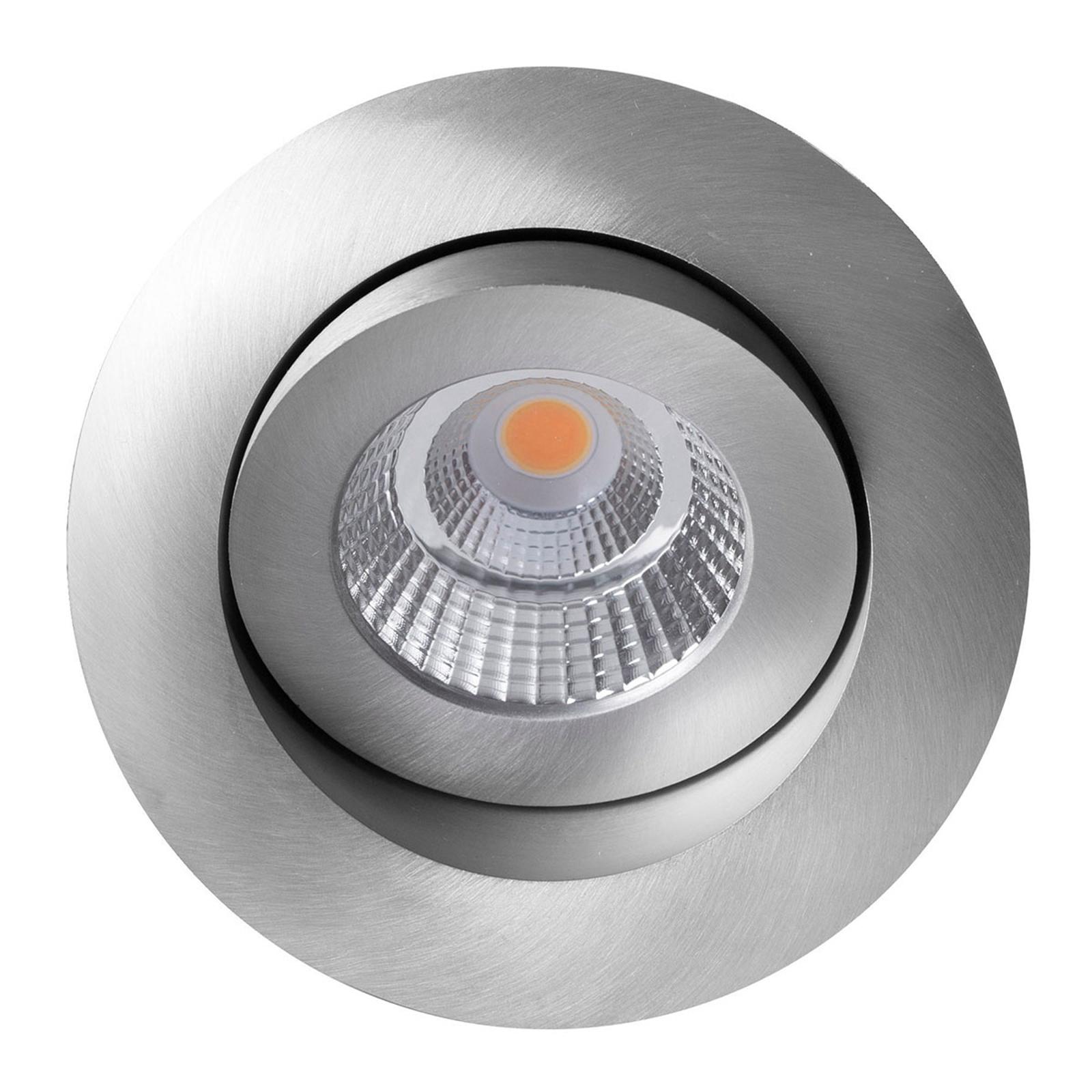 Quick Install Allround 360° Strahler alu dim