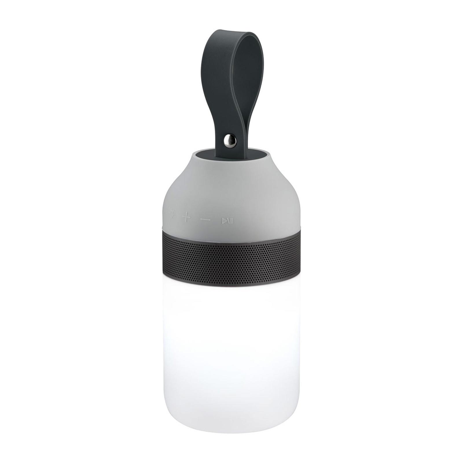 Paulmann Clutch Sound stolní lampa Bluetooth