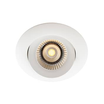 SLC One 360° LED-Einbauleuchte dim-to-warm