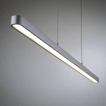 Paulmann URail LED-riippuvalo Lento mattakromi