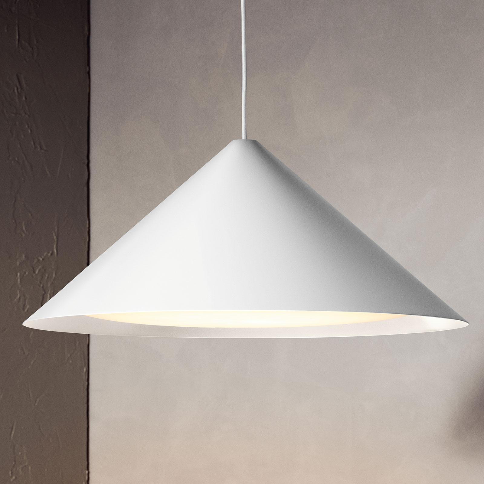Louis Poulsen Keglen LED hanglamp 65cm wit