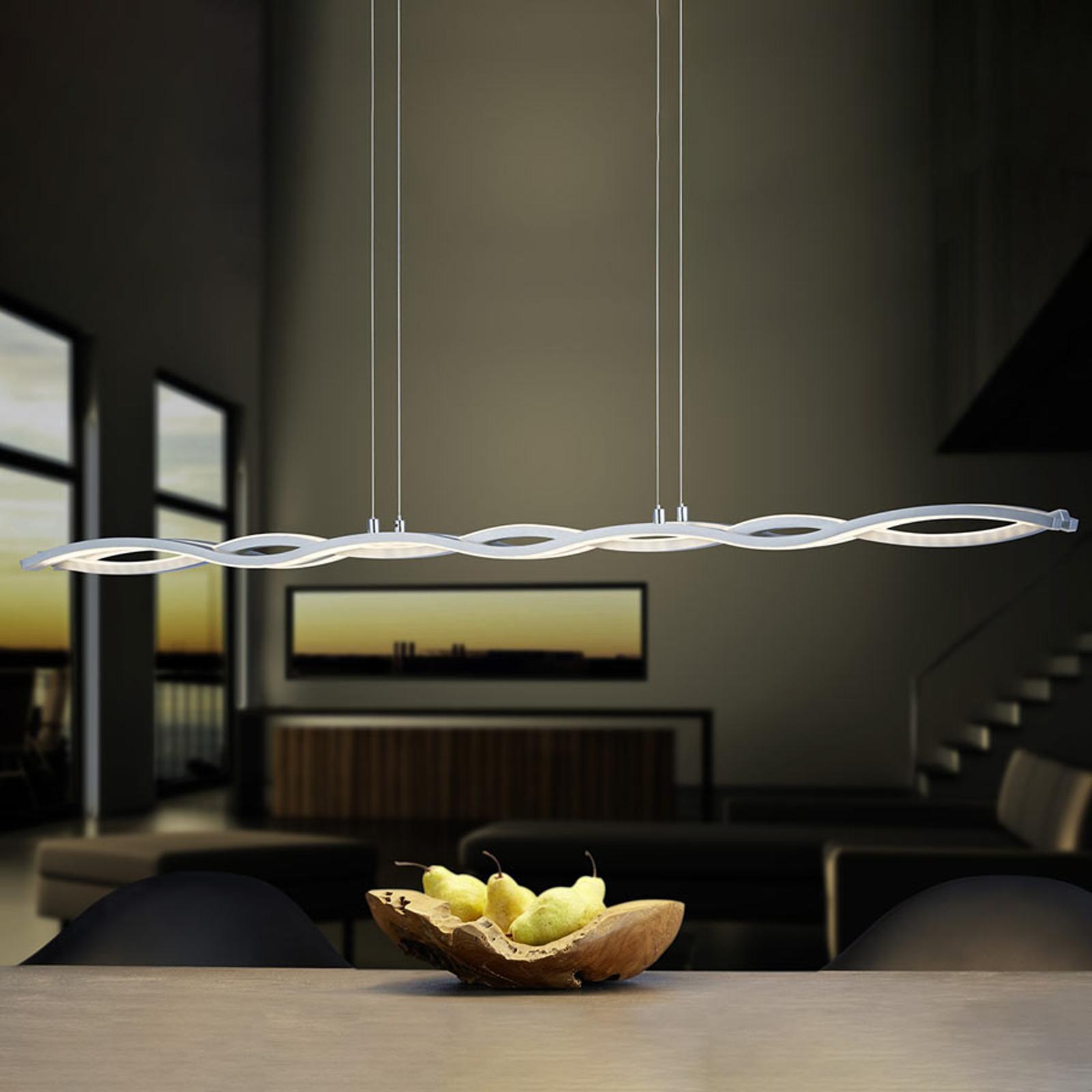 Lampada a sospensione LED Helios II