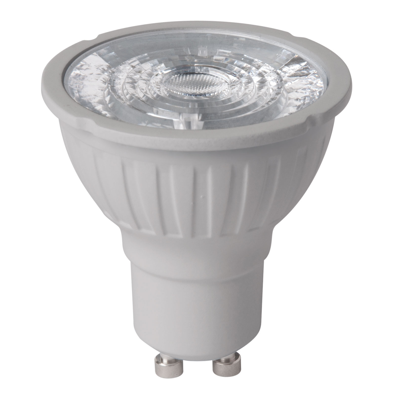 Riflettore LED GU10 dual beam 5W 2.800K
