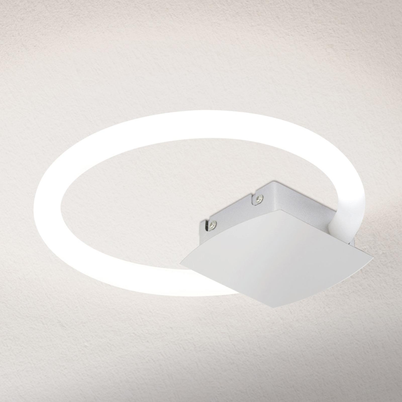 Plafonnier LED Karlsson en forme d'anneau, 26cm