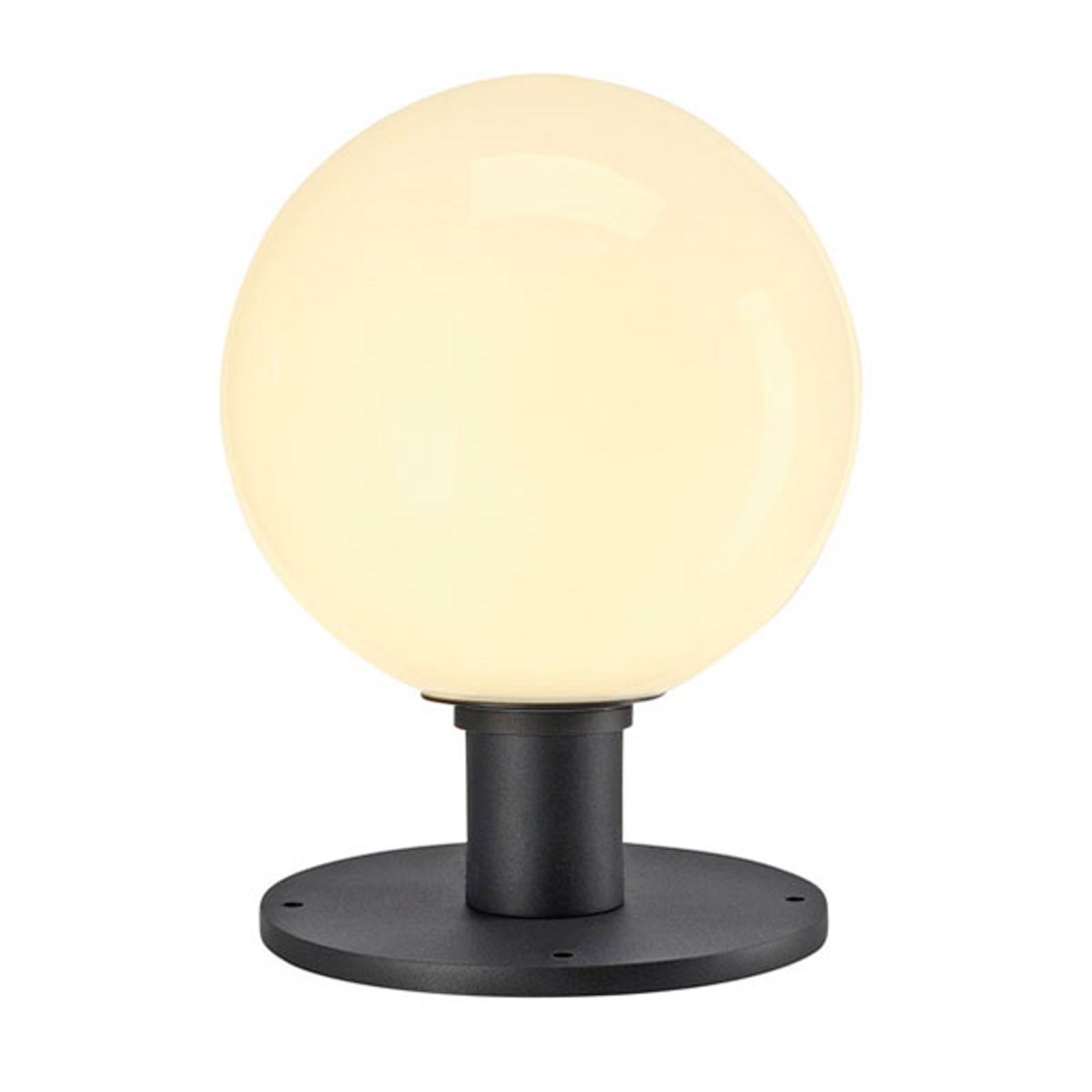 SLV Gloo Pure 27 słupek oświetleniowy, 27 cm