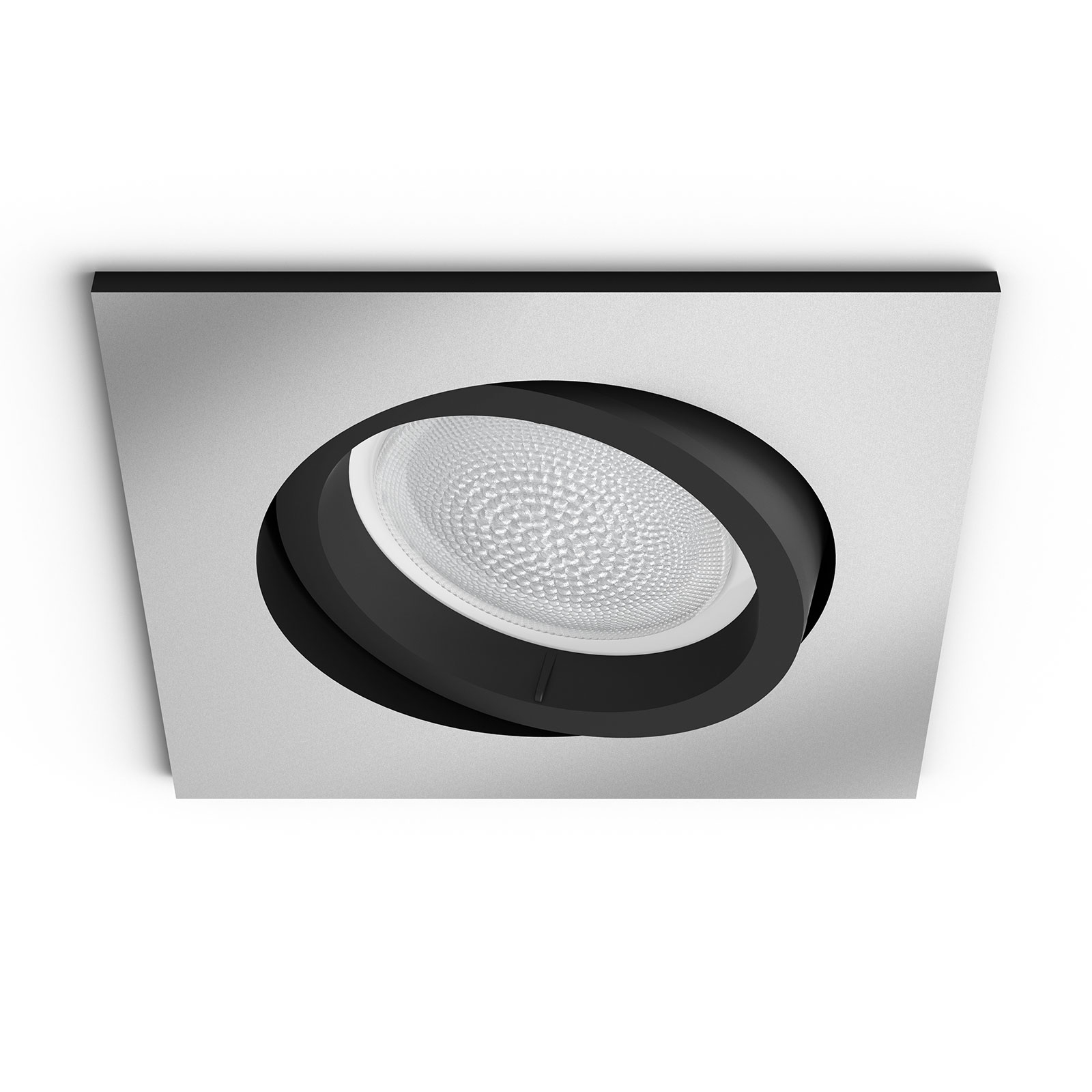Philips Hue Centura LED-downlight kantet aluminium