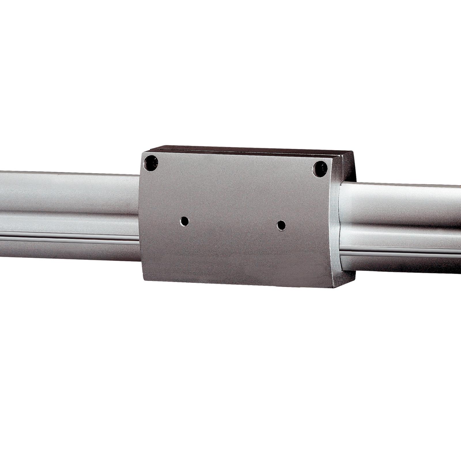 Sølvgrå isolationsudvidelse til HV skinne